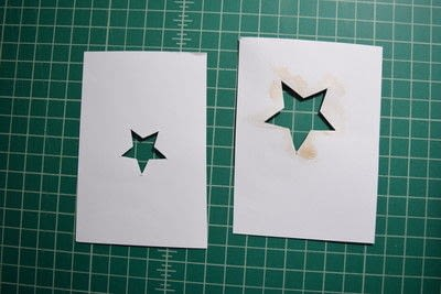 How to embellish an embellished sweater. Diy Pearl Embellished Sweater With Fabric Paint Stars - Step 1