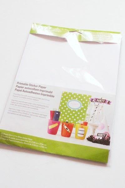 How to make packaging. Emoji Lollipop Labels - Step 1