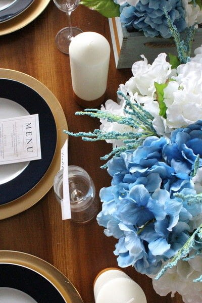 How to make decorative tablewear. How To Create An Elegant Centerpiece - Step 10