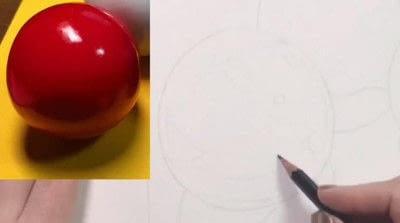 How to paint a piece of watercolor art. Watercolor Still Life - Step 4