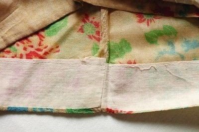 How to make a kimono. Kimono Robe - Step 3