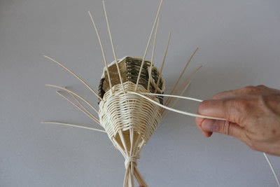 How to make a bird feeder. Bird Feeder - Step 12