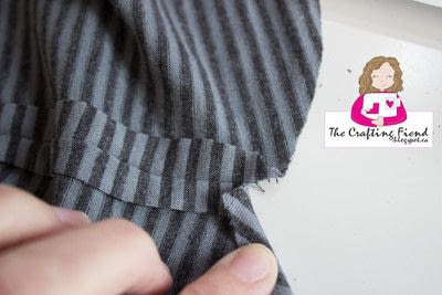 How to make a shirt. Make Your Own Perfect Fit Dolman Top! - Step 5