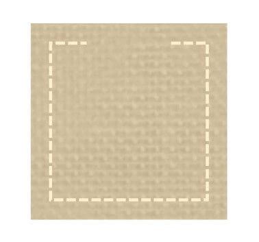 How to cross stitch . Geometric Cross Stitch Pincushion - Step 2