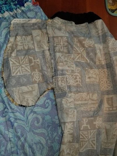 How to sew an elastic waist skirt. Draft A Skirt, Any Size - Step 10
