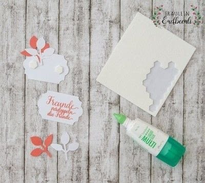 How to make a paper box. Box Using The Tag Topper Punch By Stampin' Up! - Step 6
