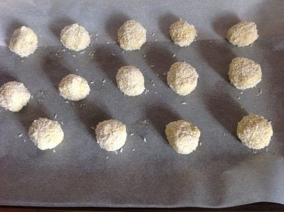 How to cook a baked treat. Melting Moments  - Step 5