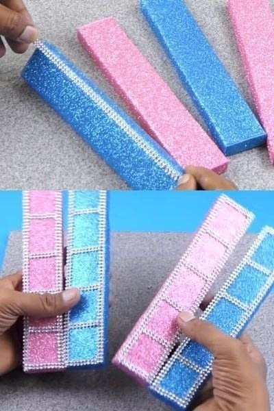 How to make a wall decal. How To Make A Beautiful Wall Hanging From Matchbox? - Step 3