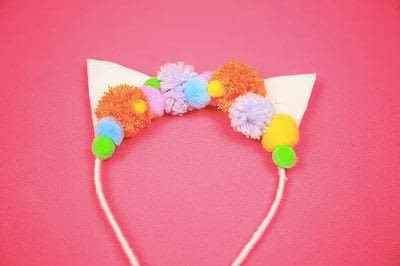 How to make a hairband / headband. Diy Unicorn Headband - Step 5