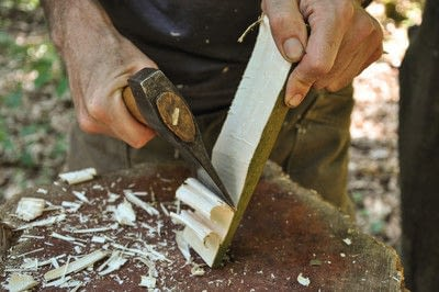 How to make a spoon. Carved Spoon - Step 6