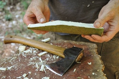 How to make a spoon. Carved Spoon - Step 8