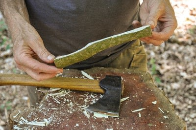 How to make a spoon. Carved Spoon - Step 10