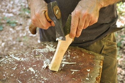 How to make a spoon. Carved Spoon - Step 11