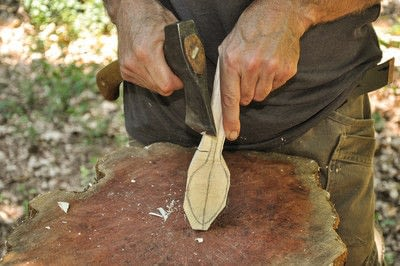 How to make a spoon. Carved Spoon - Step 14