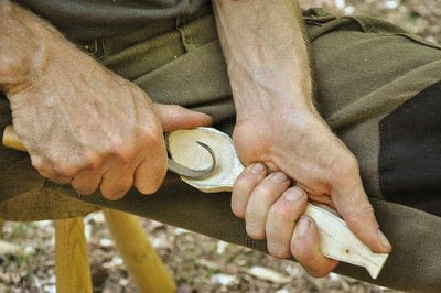 How to make a spoon. Carved Spoon - Step 16