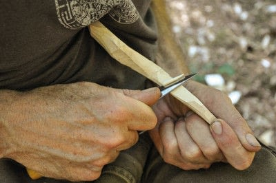 How to make a spoon. Carved Spoon - Step 17