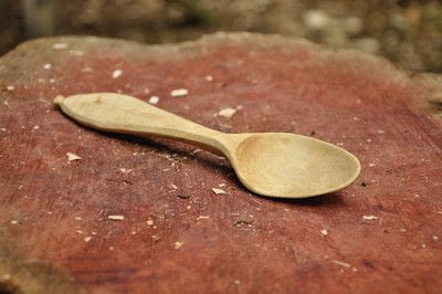 How to make a spoon. Carved Spoon - Step 21