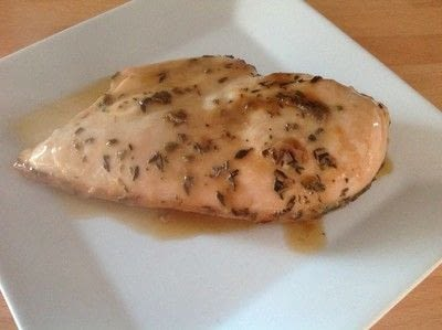 How to cook a chicken dish. Maple Chicken  - Step 4