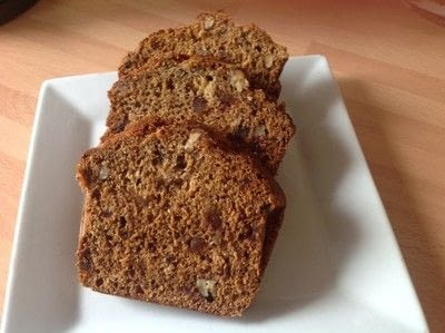 How to cook a baked treat. Date & Pecan Loaf - Step 7
