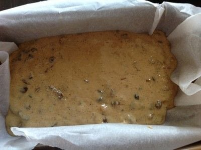 How to bake a fruit cake. Sticky Malt Loaf - Step 5