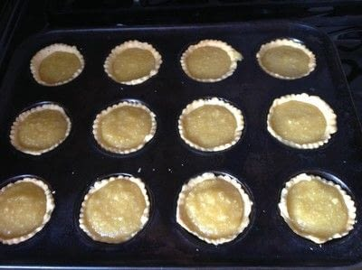 How to bake a pastry. Fern Cakes - Step 7