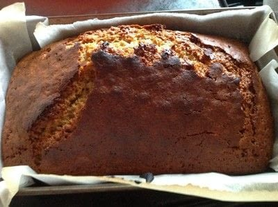 How to cook a baked treat. Lekach Honey Loaf - Step 4