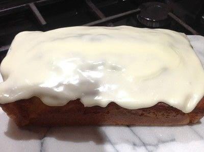 How to bake an orange cake. Orange Butter Loaf - Step 6
