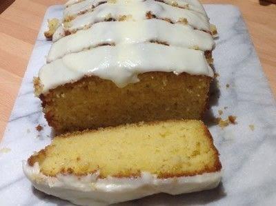 How to bake an orange cake. Orange Butter Loaf - Step 7