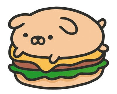 How to create a drawing or painting. How To Draw Really Cute Hamburgers - Step 8