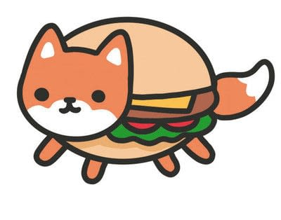 How to create a drawing or painting. How To Draw Really Cute Hamburgers - Step 12