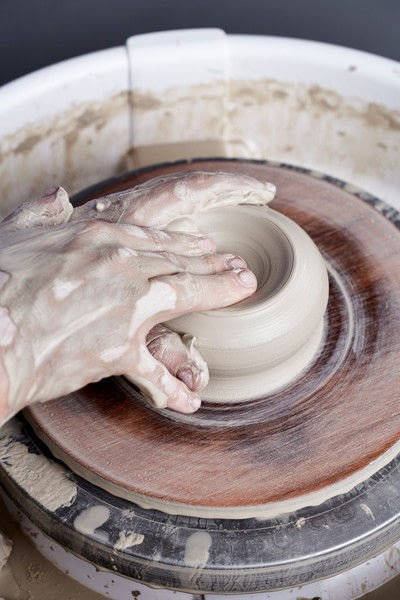 How to make a clay bowl. Clay Bowl - Step 1