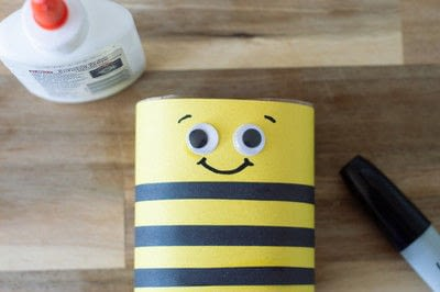 How to make a toy. Bee Noculars - Step 5