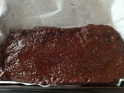 How to make fudge. Baileys Fudge - Step 2