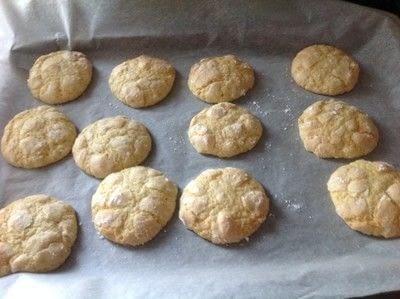 How to bake a cookie. Orange Crinkle Cookies  - Step 5