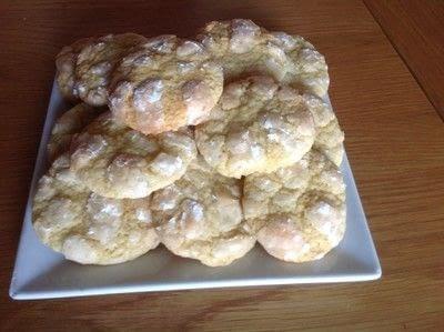 How to bake a cookie. Orange Crinkle Cookies  - Step 6