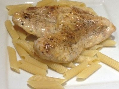 How to cook a chicken dish. Chicken Lazone - Step 6