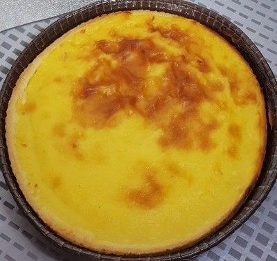 How to bake a custard tart. Custard Pastry - Step 1