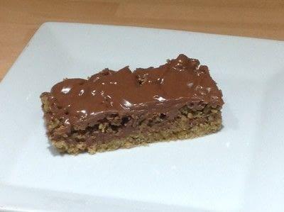 How to bake an oat bar. Oat Bars - Step 8