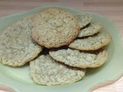 How to bake an oatmeal cookie. Chewy Oatmeal Cookies  - Step 6