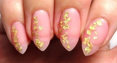 How to paint a matte nail. Breezy Blush - Step 4