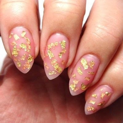How to paint a matte nail. Breezy Blush - Step 5