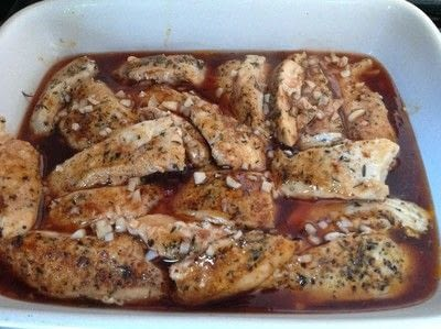 How to cook a chicken dish. Sriracha Chicken  - Step 3