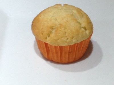 How to bake a muffin. Coconut Muffins  - Step 6
