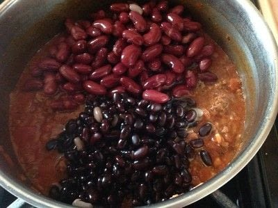 How to cook a beef dish. Mexi Casserole  - Step 4