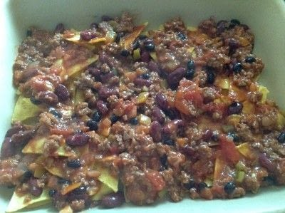 How to cook a beef dish. Mexi Casserole  - Step 6