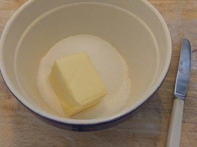 How to bake a banana cake. Banana Cake - Step 6