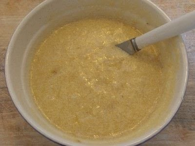 How to bake a banana cake. Banana Cake - Step 13