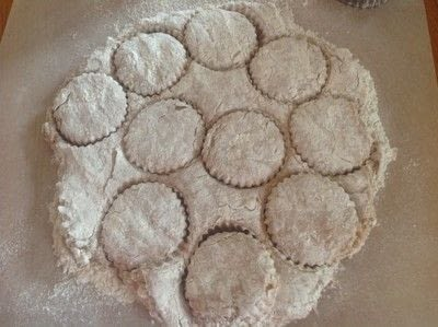 How to cook a baked treat. Cinnamon Breakfast Biscuits  - Step 5
