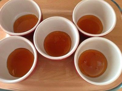 How to make a creme caramel. Spanish Flan - Step 2