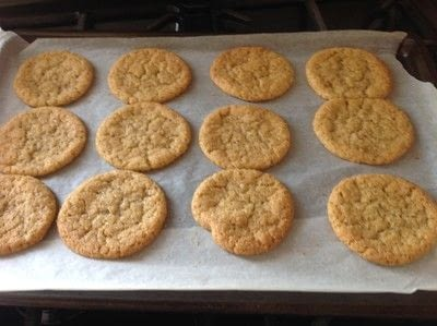 How to bake a cookie. Chewy Brown Sugar Cookies  - Step 5